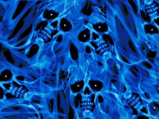 Мистик №3 - синий