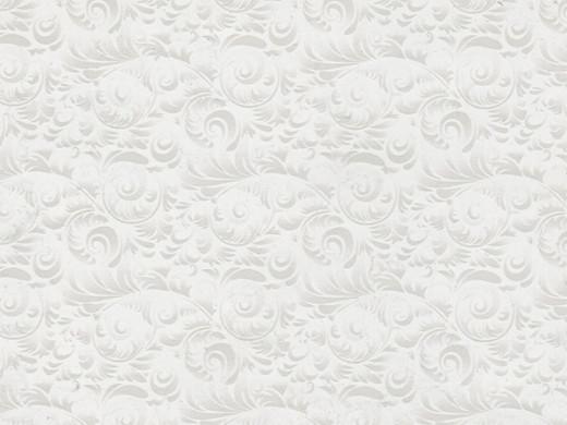 Флора №5 серебро - пленка для аквапринта (шир. 100см)