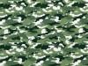 Камуфляж Омон зеленый - пленка для аквапринта (шир. 50см)