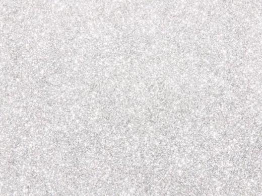 Белые голографические флейки