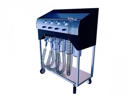 Установка для металлизации Хром-Профи 1000