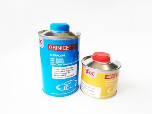Нанокерамический лак GRINICE 2K HS NanoCeramic