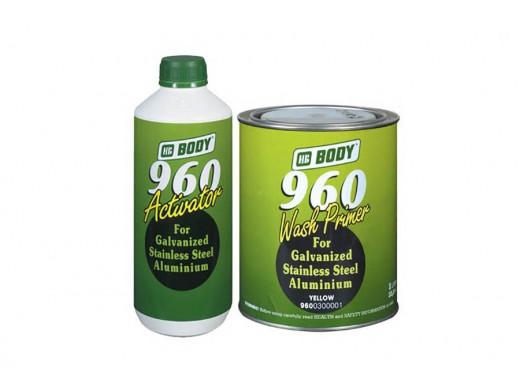 Грунт для металла HB-BODY 960 комплект 2 л