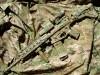 Камуфляж Мультикам - пленка для аквапринта (шир. 50см)